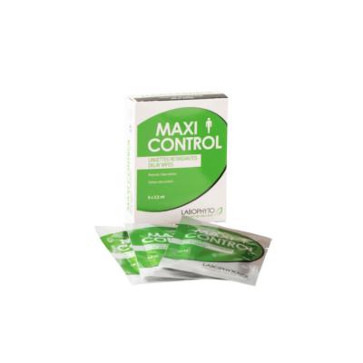 gel retardant maxi control en lingettes marque Labophyto