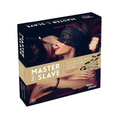 jeu de bondage master & slave marque Tease and Please