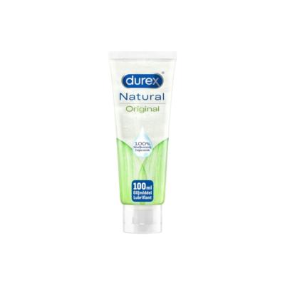 gel lubrifiant à l'eau Durex Naturel